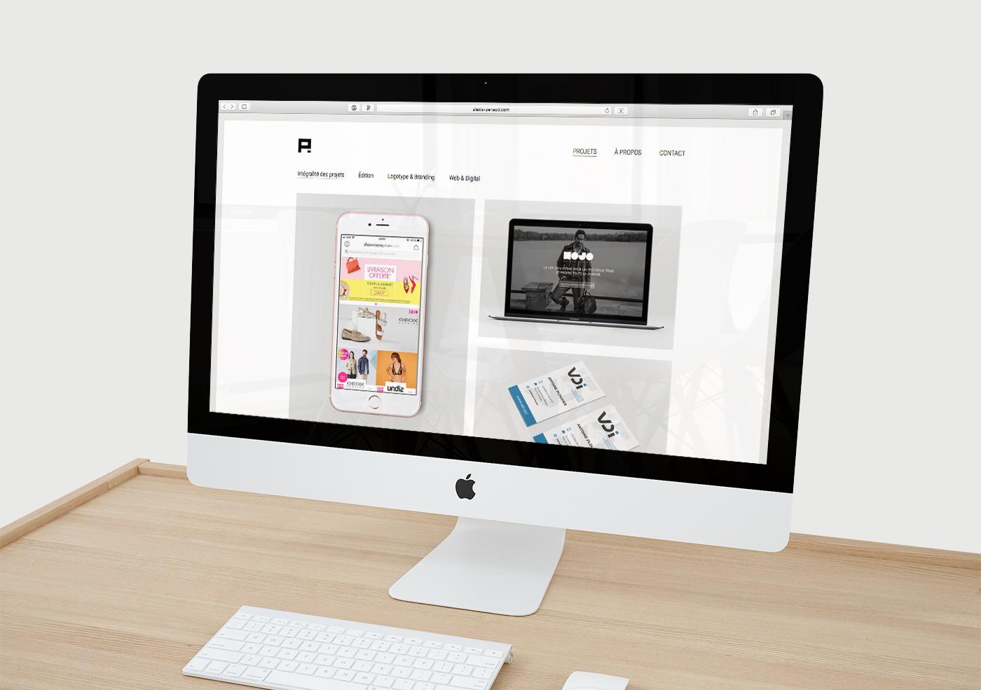 iMac - Projets